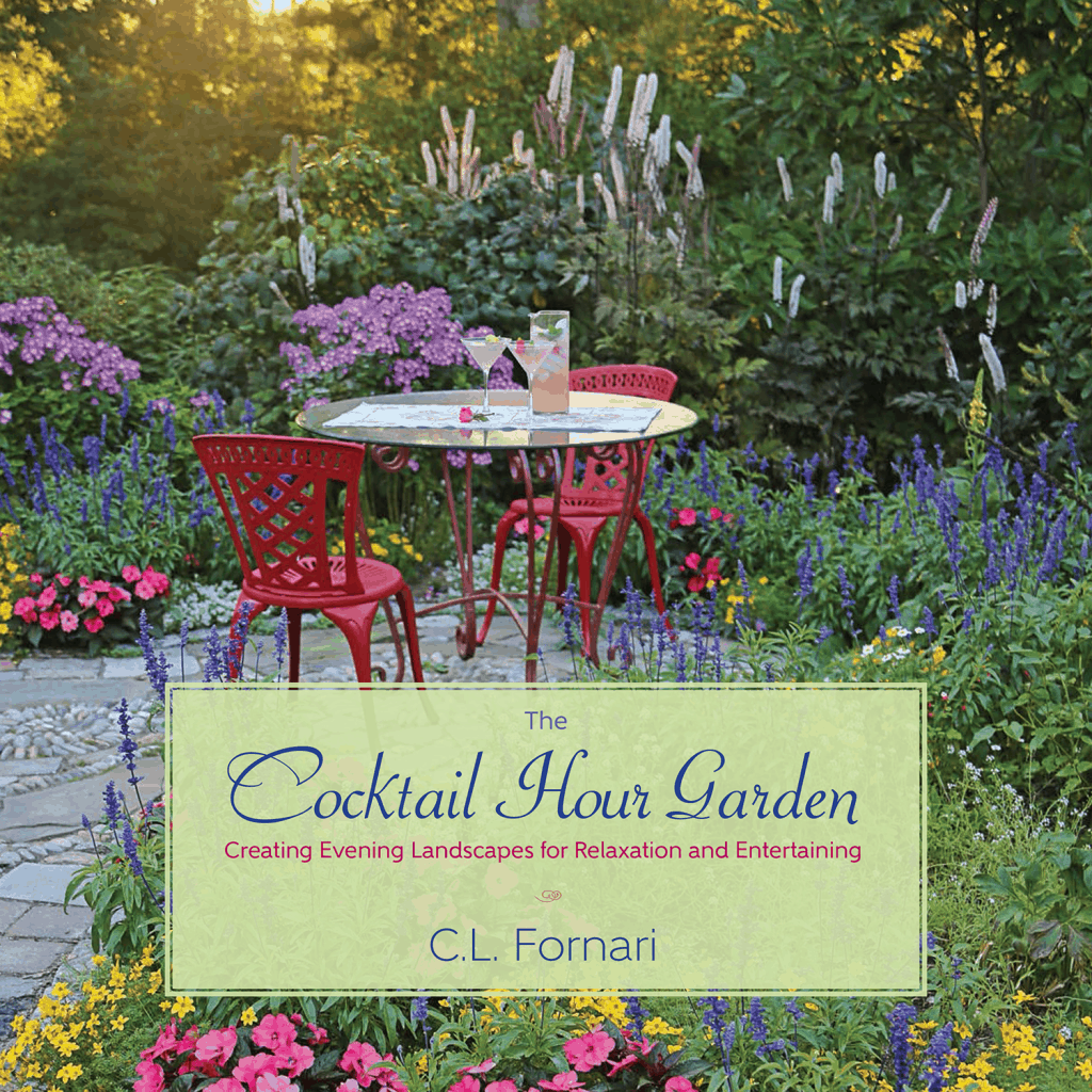 The Cocktail Hour Garden book cover
