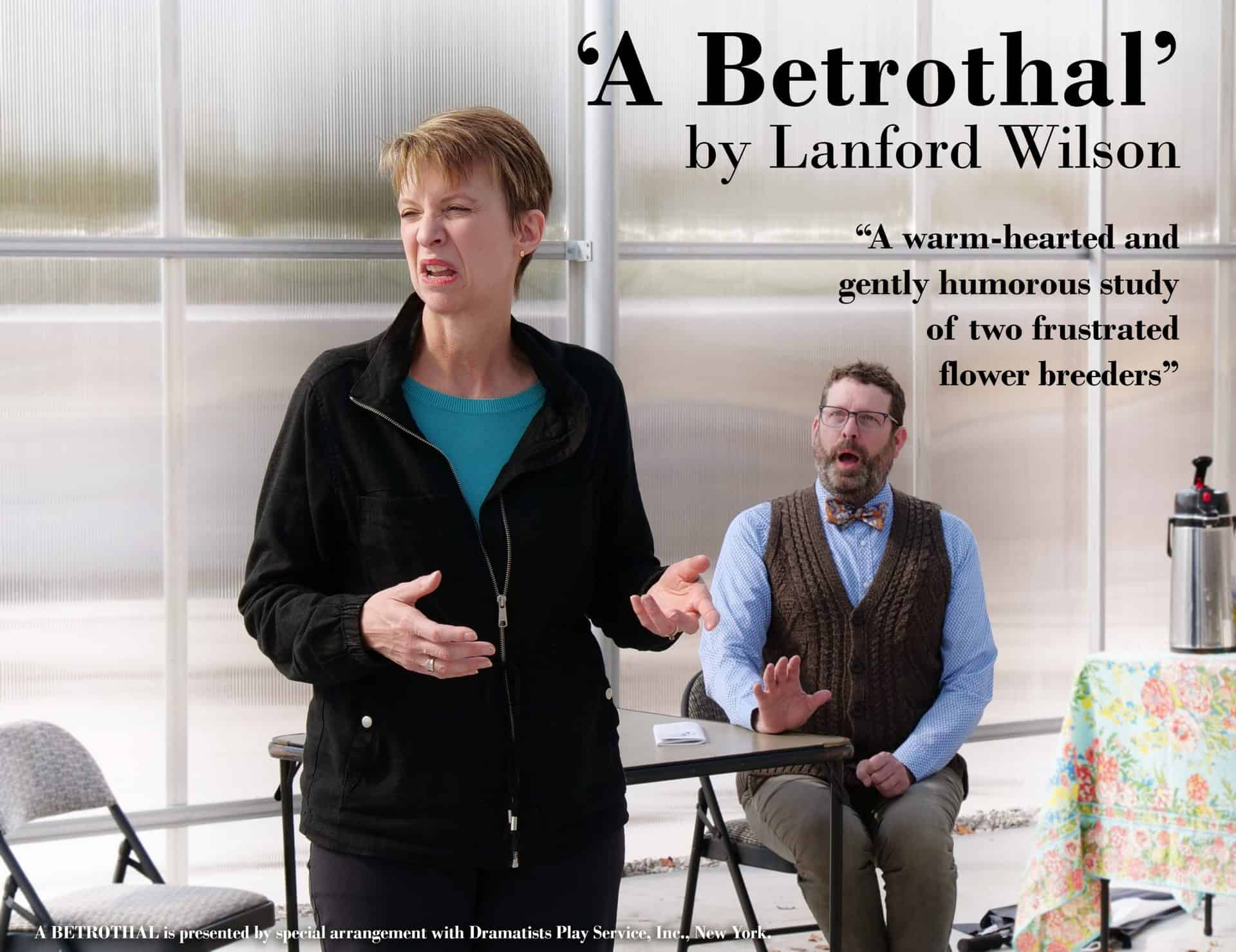 A Warm-Hearted Play About Iris Breeders