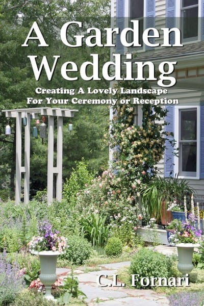 A Garden Wedding Book