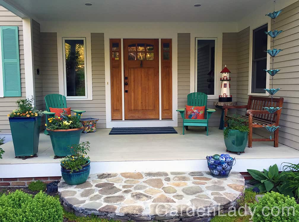 Container Garden Tips & My Proven Winners Porch
