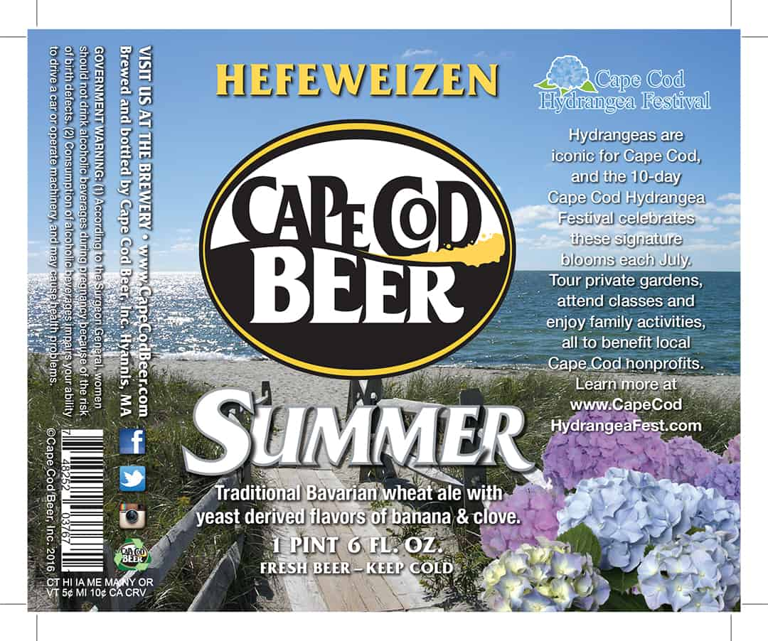 I love Cape Cod Beer and I am grateful to them and all the local businesses who support this garden festival. Stay tuned for more details!