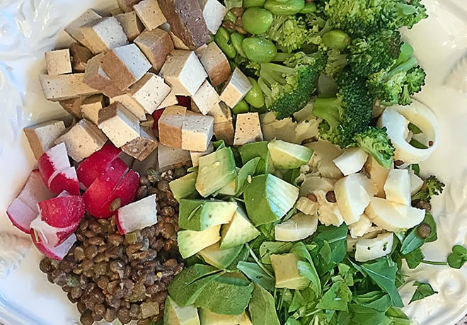 In Praise of Chopped Salad
