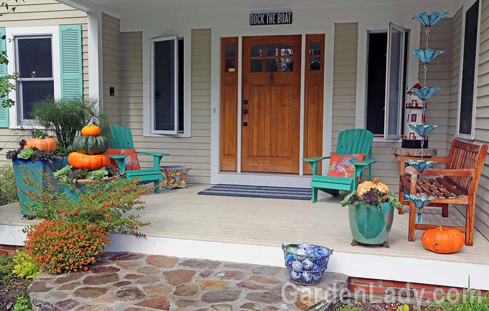 Refurbish Containers for Fall