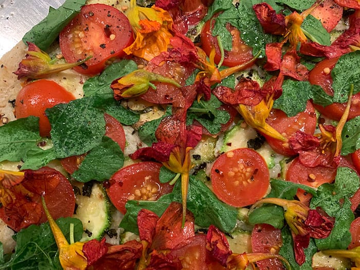 Mountain Magic Tomatoes…Great For Gardens and Pizza